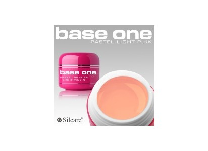 Żel UV pastel LIGHT PINK SC-P08