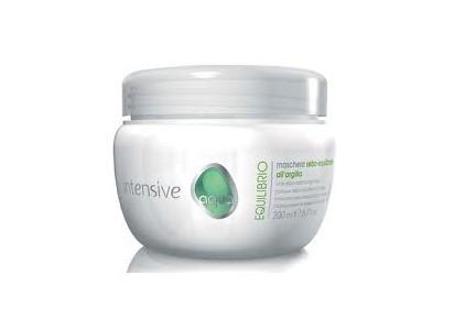 Vitality's maseczka do włosów z glinki do włosów przetłuszczających się  200ml
