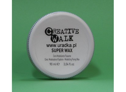 Creative Walk Super Wax modelujący wosk do włosów 90ml