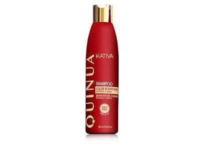 Kativa Quinua szampon rewitalizujący do włosów farbowanych 250ml