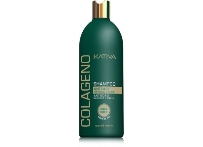 Kativa szampon odbudowujący z kolagenem 500ml