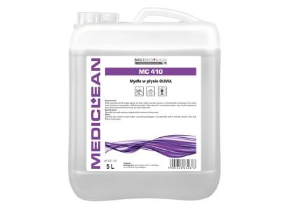 Mediclean MC410 mydło wpłynie Olivia 5000ml