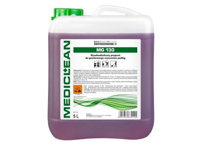 Mediclean MG130 preparat dogruntownego czyszcenia podłóg 5000ml