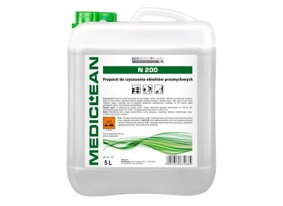 Mediclean N200 preparat doczyszczenia podłóg przemysłowych 5000ml
