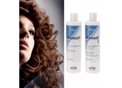 """Itely Proshape Trwała Samoregulująca """"1"""" do włosów naturalnych 500ml."""