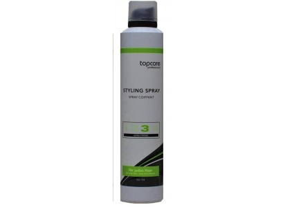 BASLER Styling Spray extra mocny lakier dowłosów 300ml