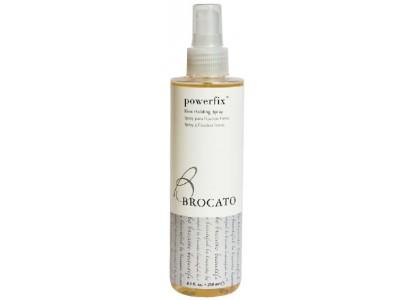 Brocato powerfix spray zapewniający utrwalenie i połysk 250ml
